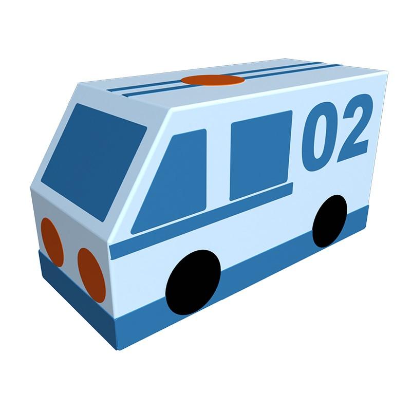 Фургон Полиция Romana ДМФ-МК-01.23.03