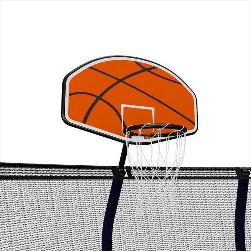 Баскетбольный щит для батута Unix line Supreme BASKUSU