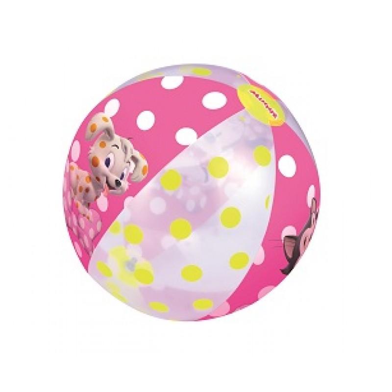 Мяч пляжный 51 см, MMCH Минни, уп.36 Bestway 91039
