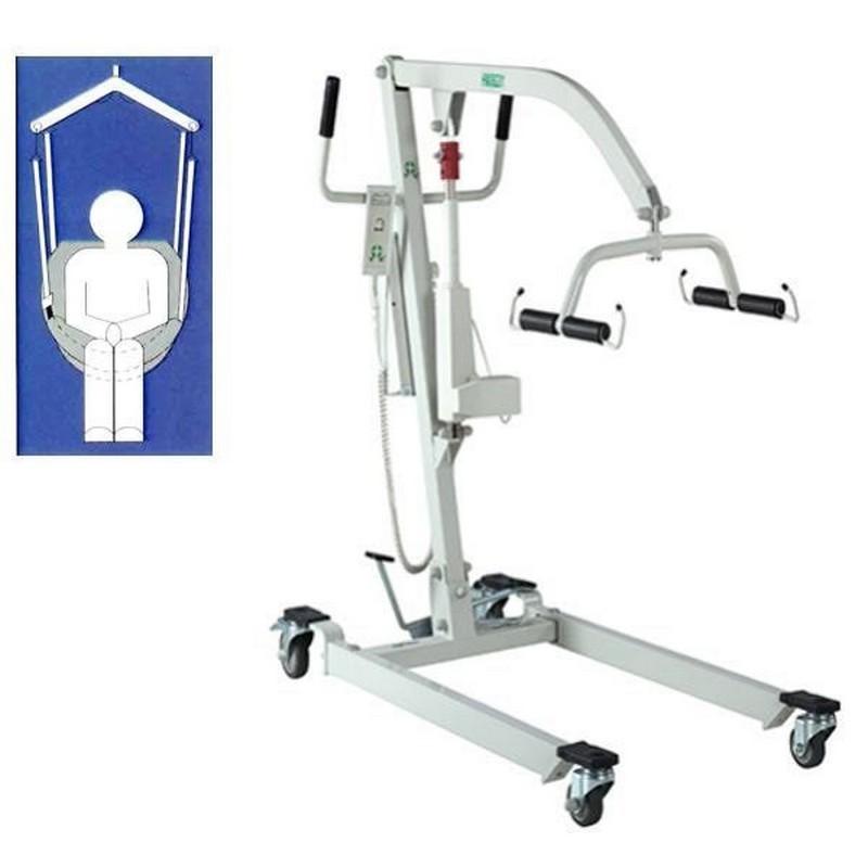 Устройство для подъема и перемещения инвалидов Titan Deutsch Gmbh Riff (электрический) LY-9011