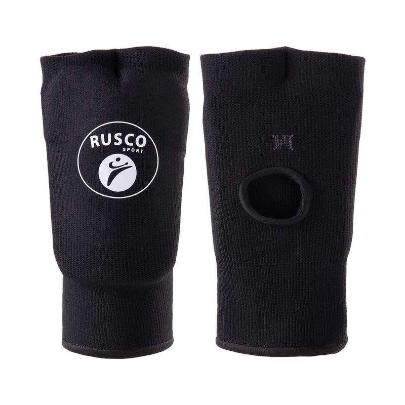 Накладки на кисть Rusco хлопок, черный