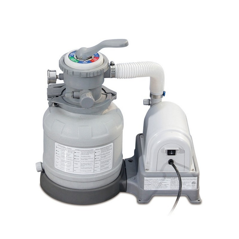 Фильтровальная установка SummerEscapes Polygroup Р52-1100