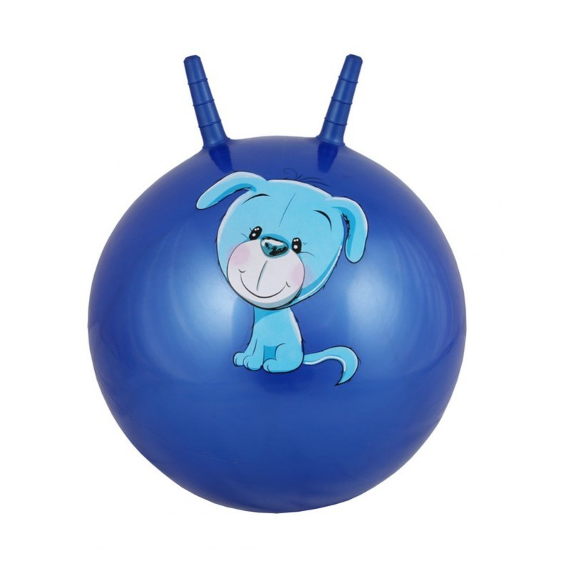 Гимнастический мяч Body Form BF-CHB02 45 см. синий