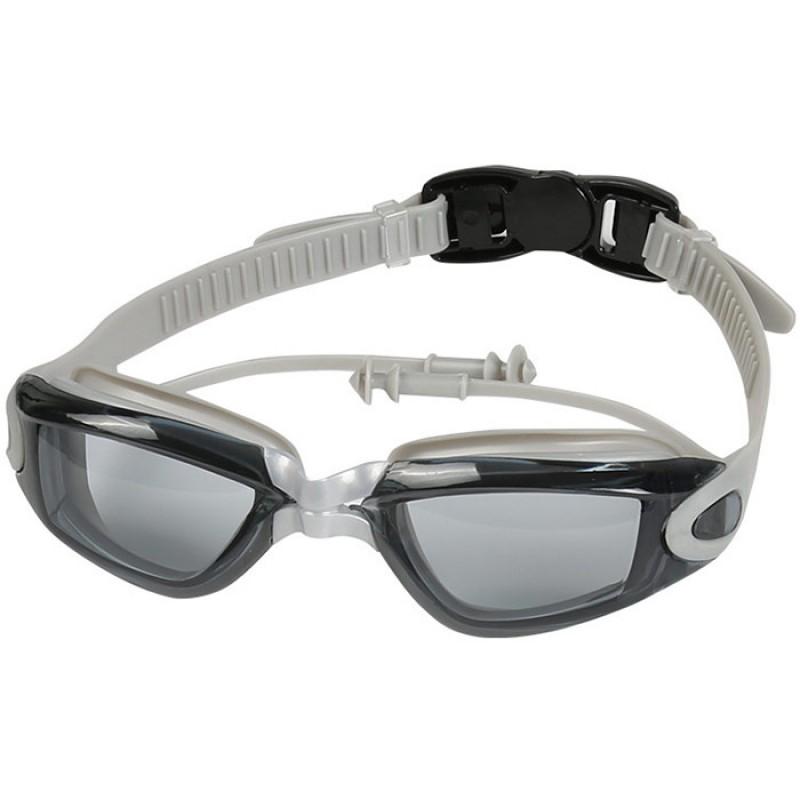 Очки для плавания взрослые B31569 (серые)