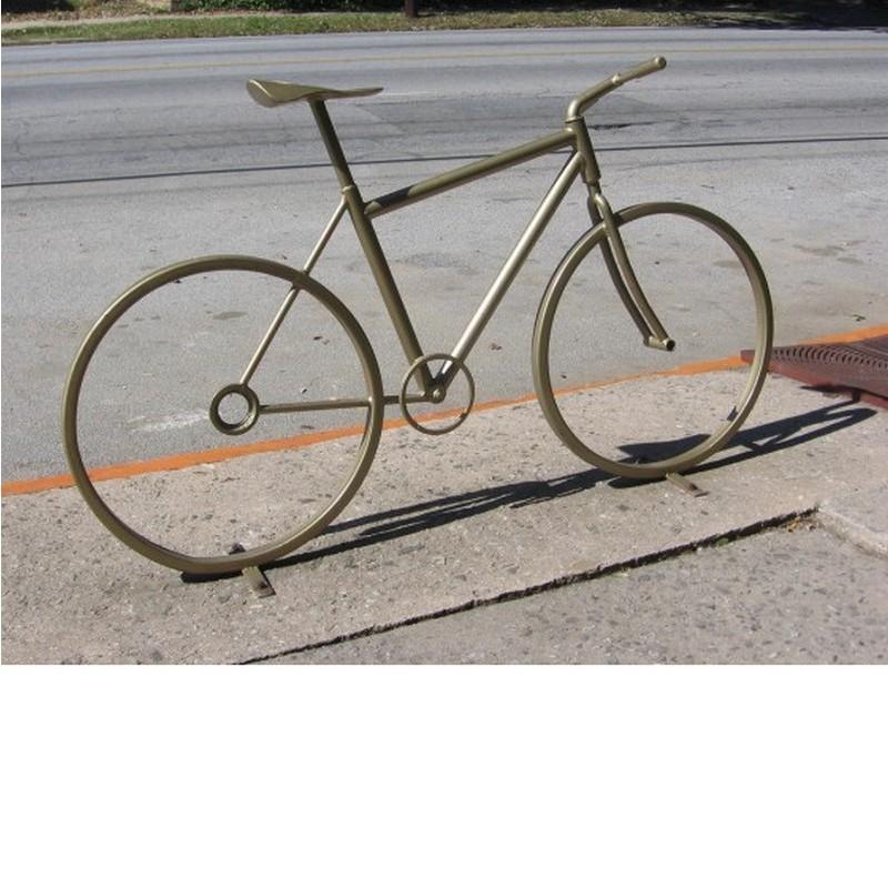 Декоративный велосипед - велопарковка Hercules 4623