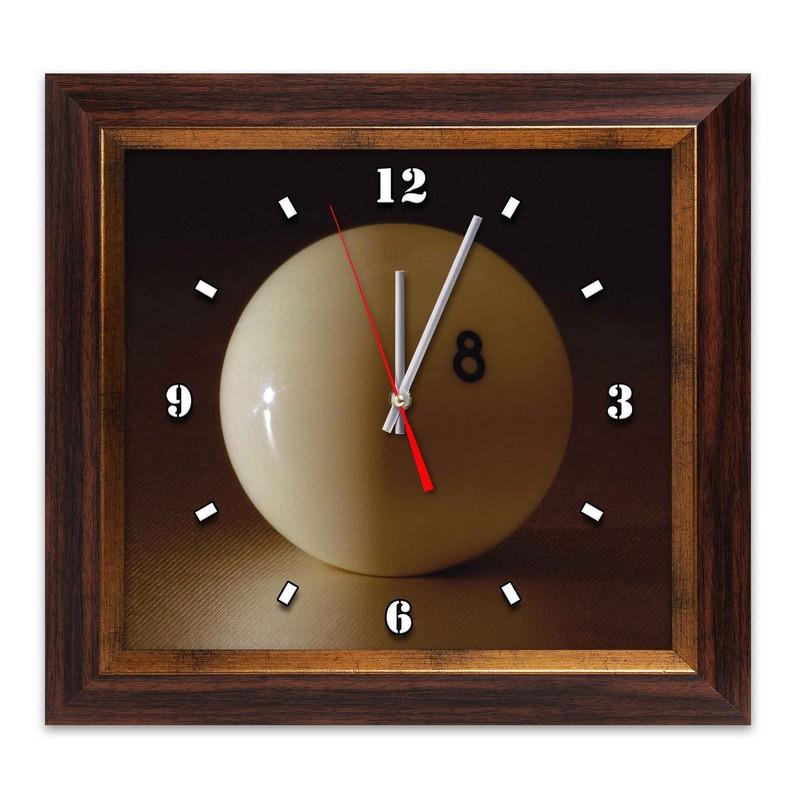 Часы AFG Бильярд AFG7805 38х41см