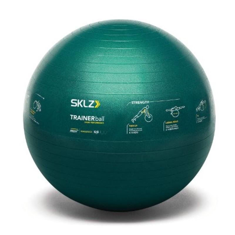 Гимнастический мяч d65см SKLZ Trainer Ball Sport Performance APD-TB-SPT-04