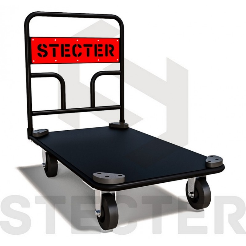 Транспортировочная тележка для спортивного инвентаря Stecter 2489