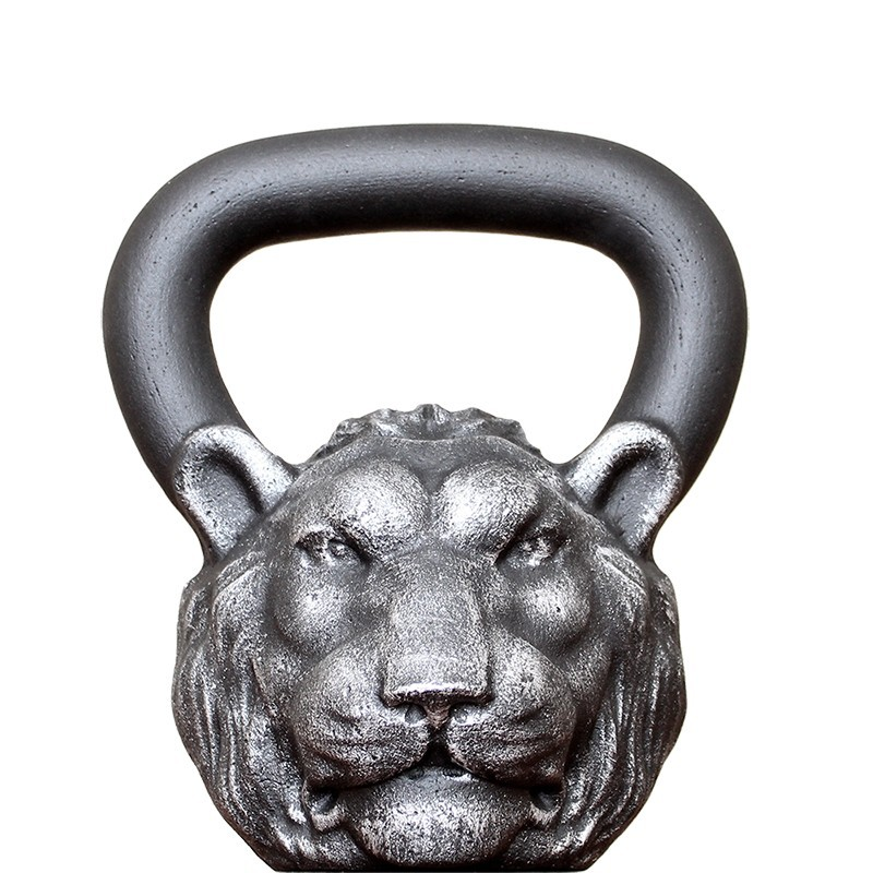 Гиря 24 кг Iron Head Лев