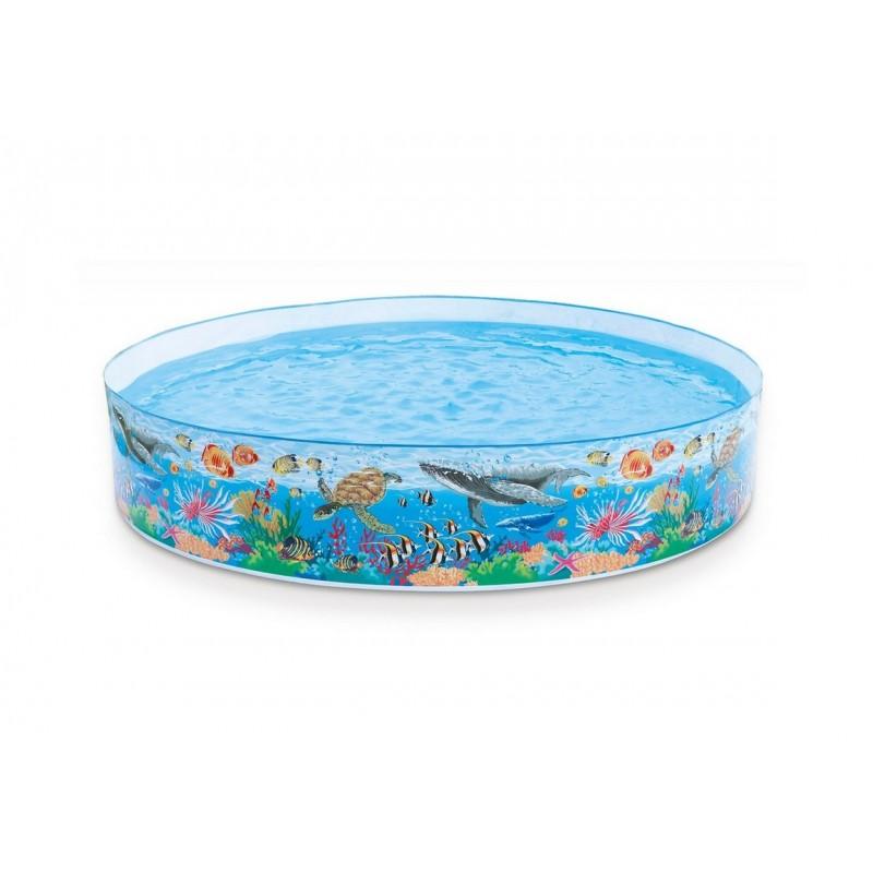 Детский бассейн 244x46см Intex Коралловый риф 58472