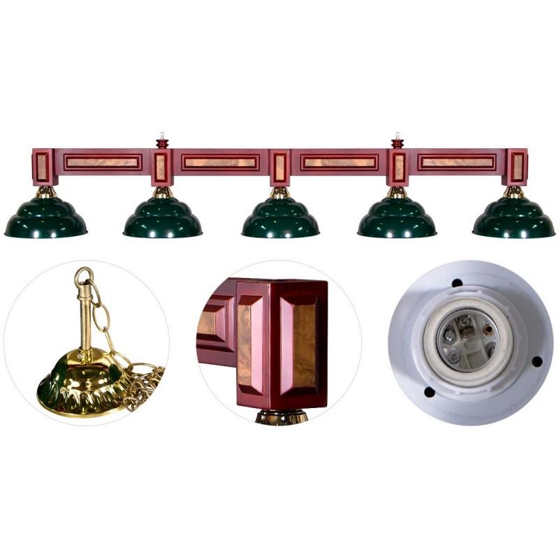 Лампа на пять плафонов Weekend Dandy 11 ф 75.988.05.0-1