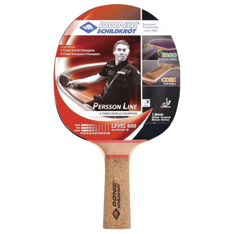 Ракетка для настольного тенниса Donic Schildkrot Persson 600 738460