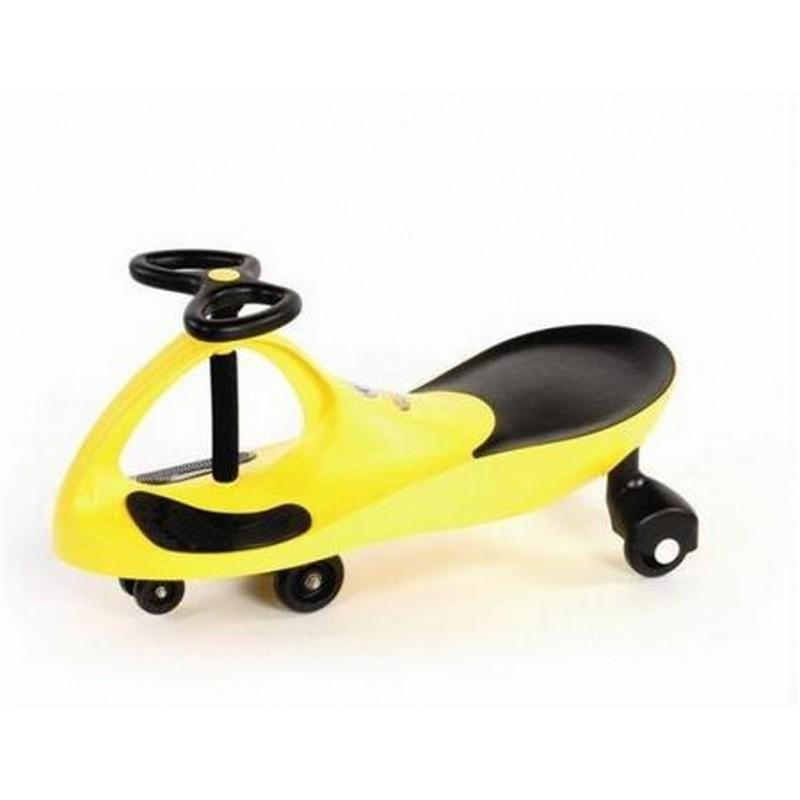 Машинка детская с полиуретановыми колесами Бибикар Bradex DE00