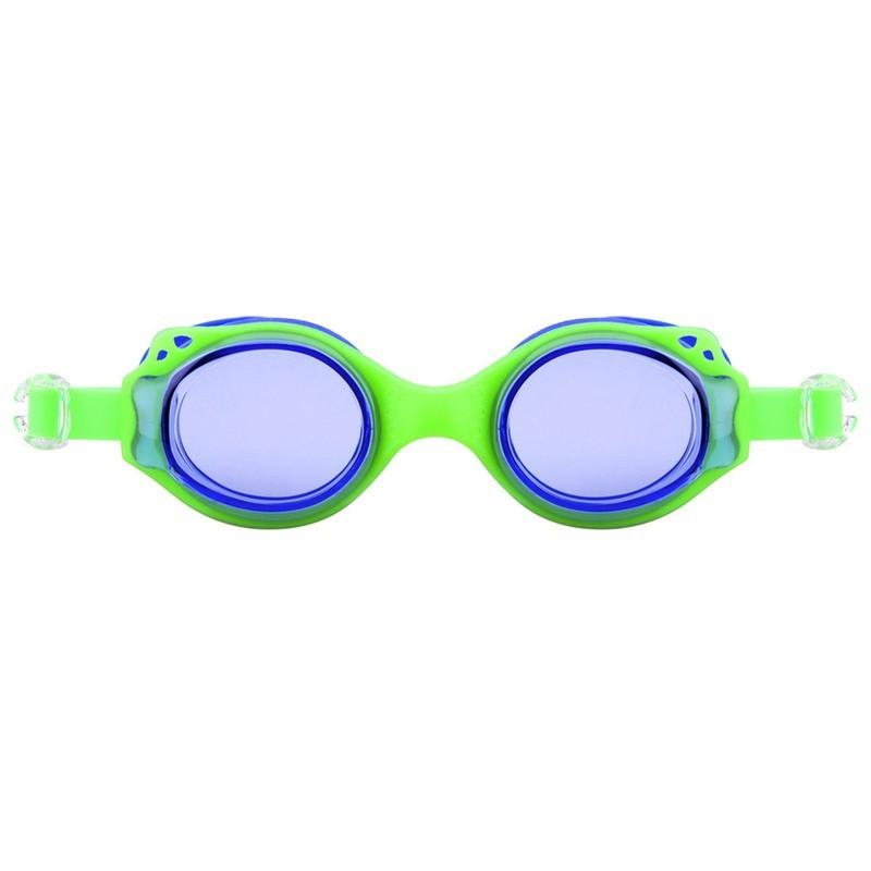 Очки для плавания детские Larsen DS-GG209 green\blue