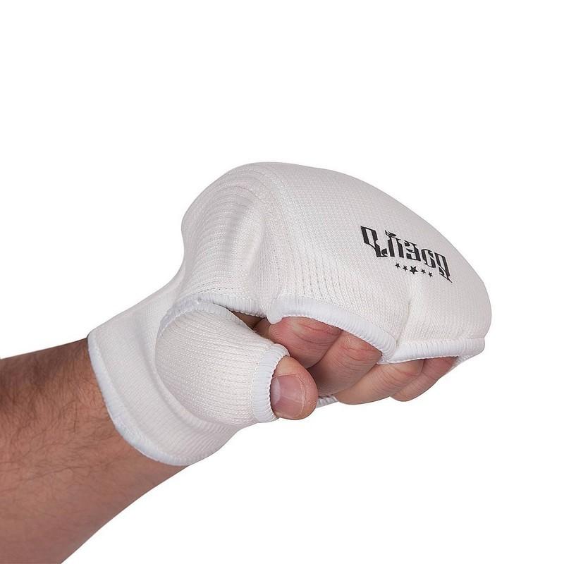 Защита кисти для каратэ Боецъ BC-720 Белая