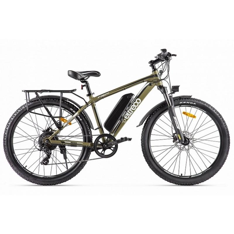 Велогибрид Eltreco XT 850 new 022299-2147 хаки