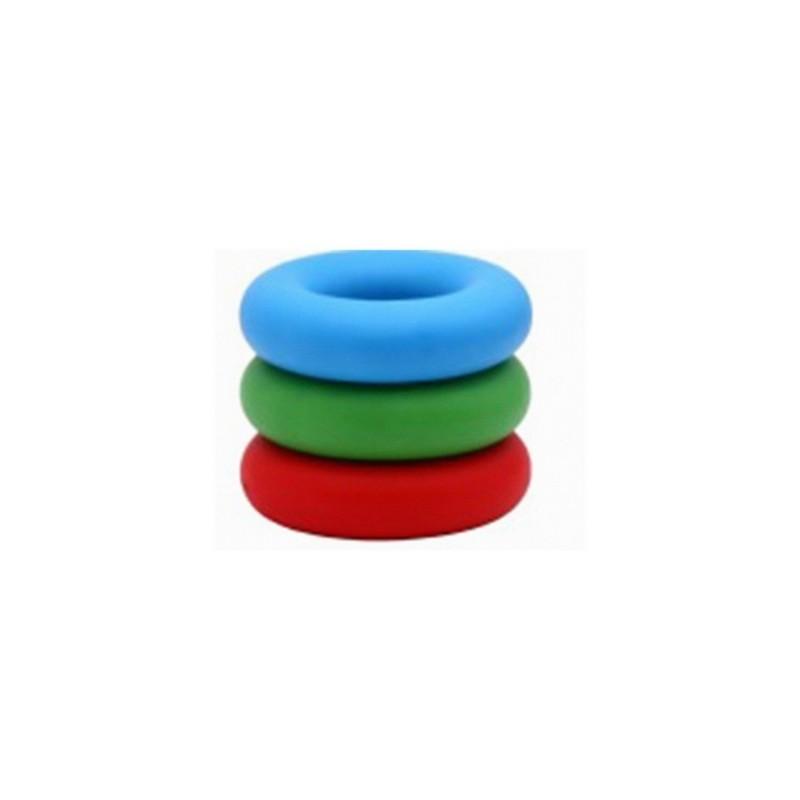 Набор кистевых эспандеров Fortius 3шт. (10, 20,30кг) H180701-102030SET